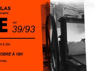 """exposition """"Encre"""" au 3993"""