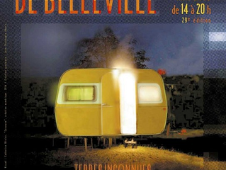Je vous invite   aux Portes ouvertes de Belleville pour voir mes nouvelles gravures ...en vrai ;-)