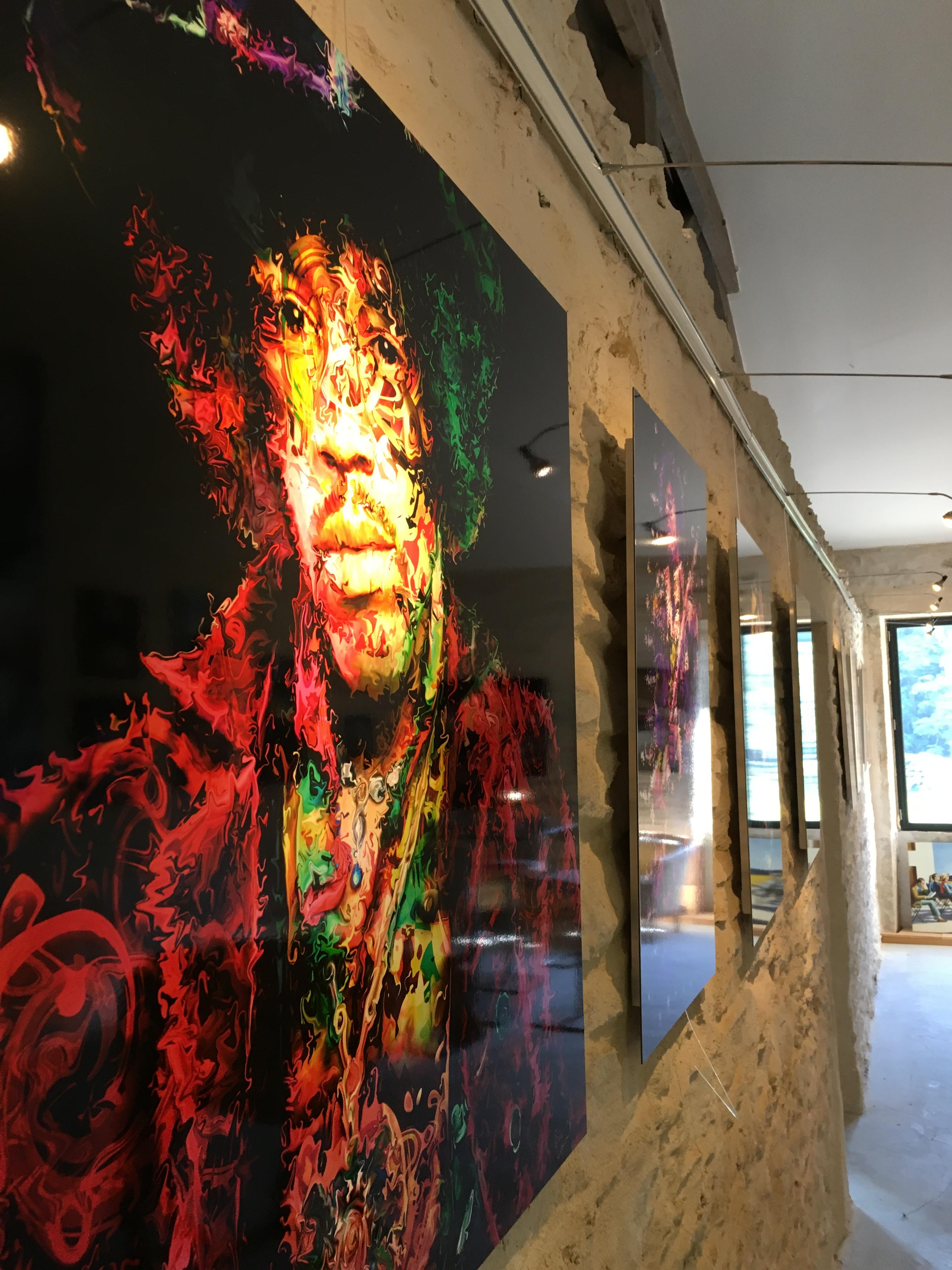 galerie d'art domaine de chanille