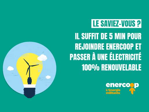 Connaissez-vous ENERCOOP ?