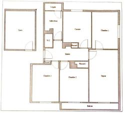 Plan-Appartement