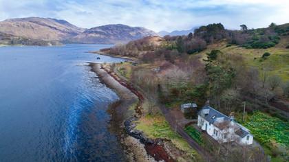 Rhunacairn, Loch Etive