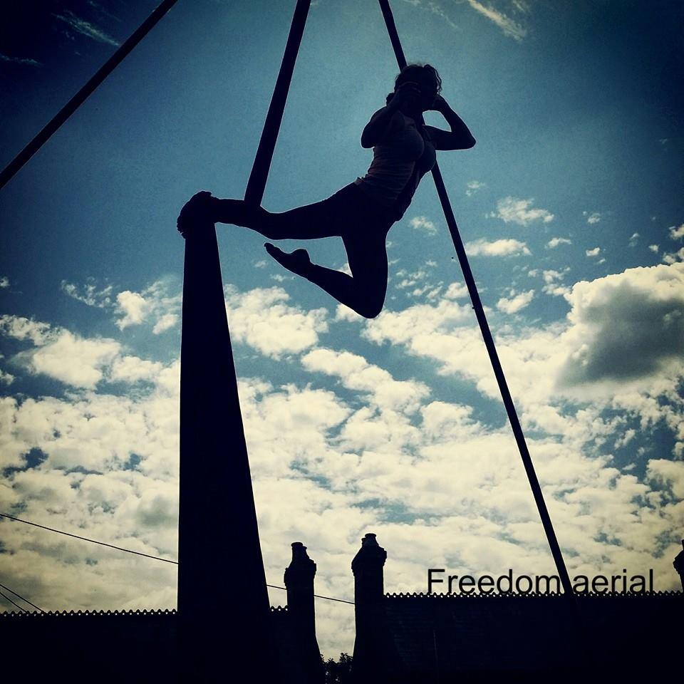 freedom aerial