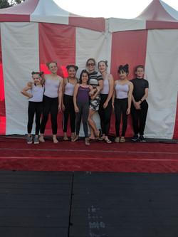 FA Performance team