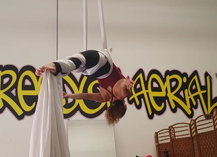 I want to try aerial class but..................