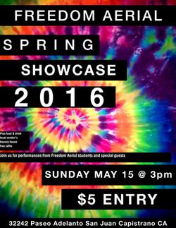Aerial Showcase 2016 new