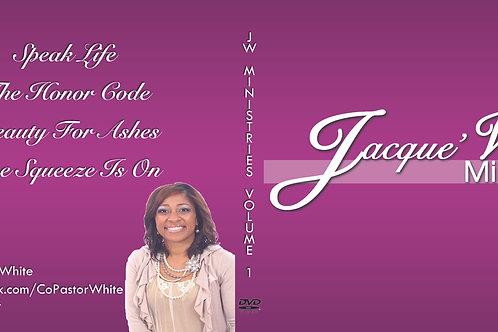 Jacque' White Ministries Vol. 1