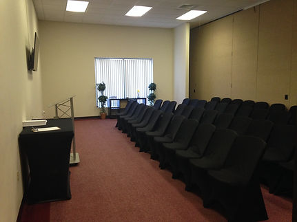 Have Life Church Conference Room