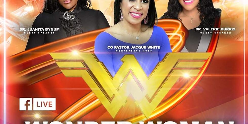 Wonder Woman Virtual Conference