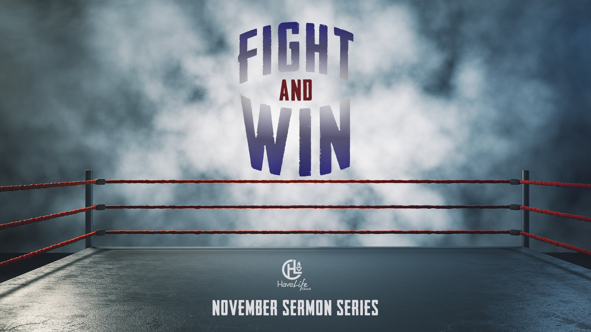 Fight & Win November Series