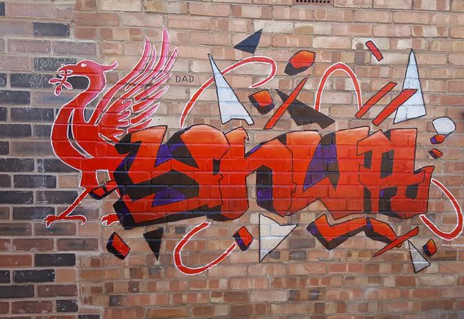 YNWA mural