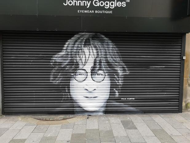 Liverpool John Lennon art