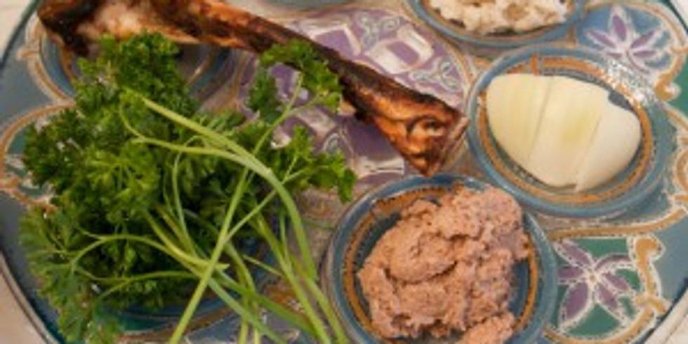 Kol Ami Zoom Community Seder