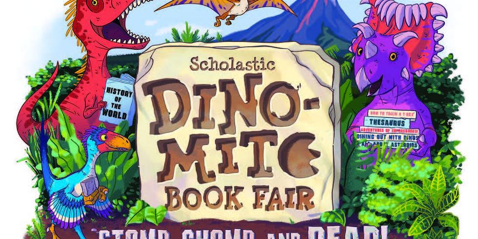 Spring Book Fair 2019
