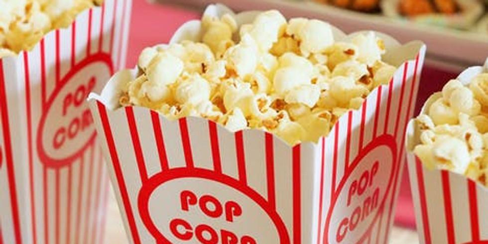 Junior & Intermediate Movie Night!