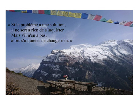 Proverbe Tibétain