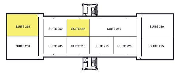 Floor Plan - 2nd Floor Avail - Satellite