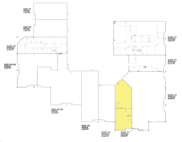 Building Plan - Availability - Westland