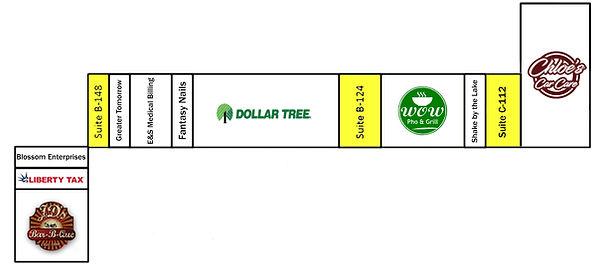 Building Floor Plan - Availability - Str