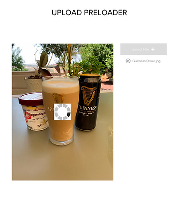 Upload Preloader