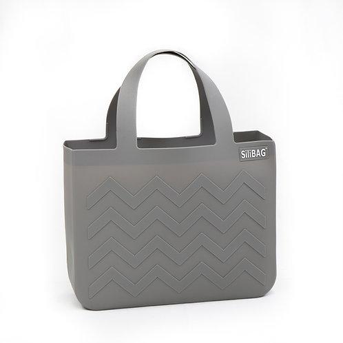 SiliBAG-mini Wave|Grey