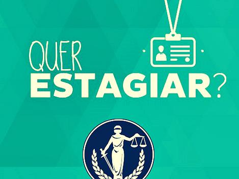 Vaga para estagiário de Direito em Florianópolis