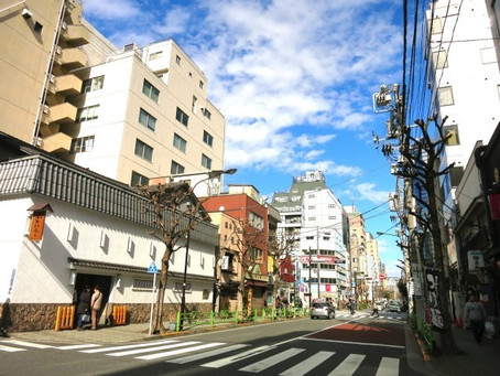 売買担当松倉の【東京、土地の記憶遺産♯5】