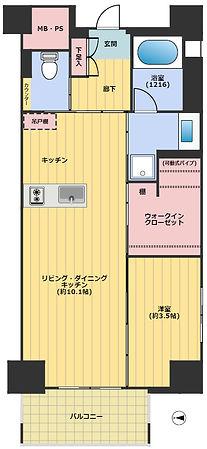 間取り図(クリオ浅草ラ・モード).jpg