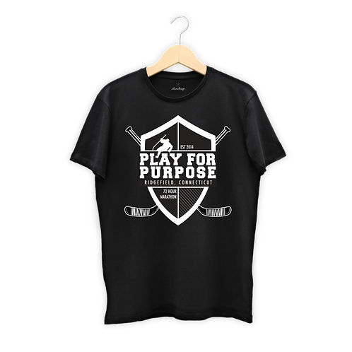 Play For Purpose Tee