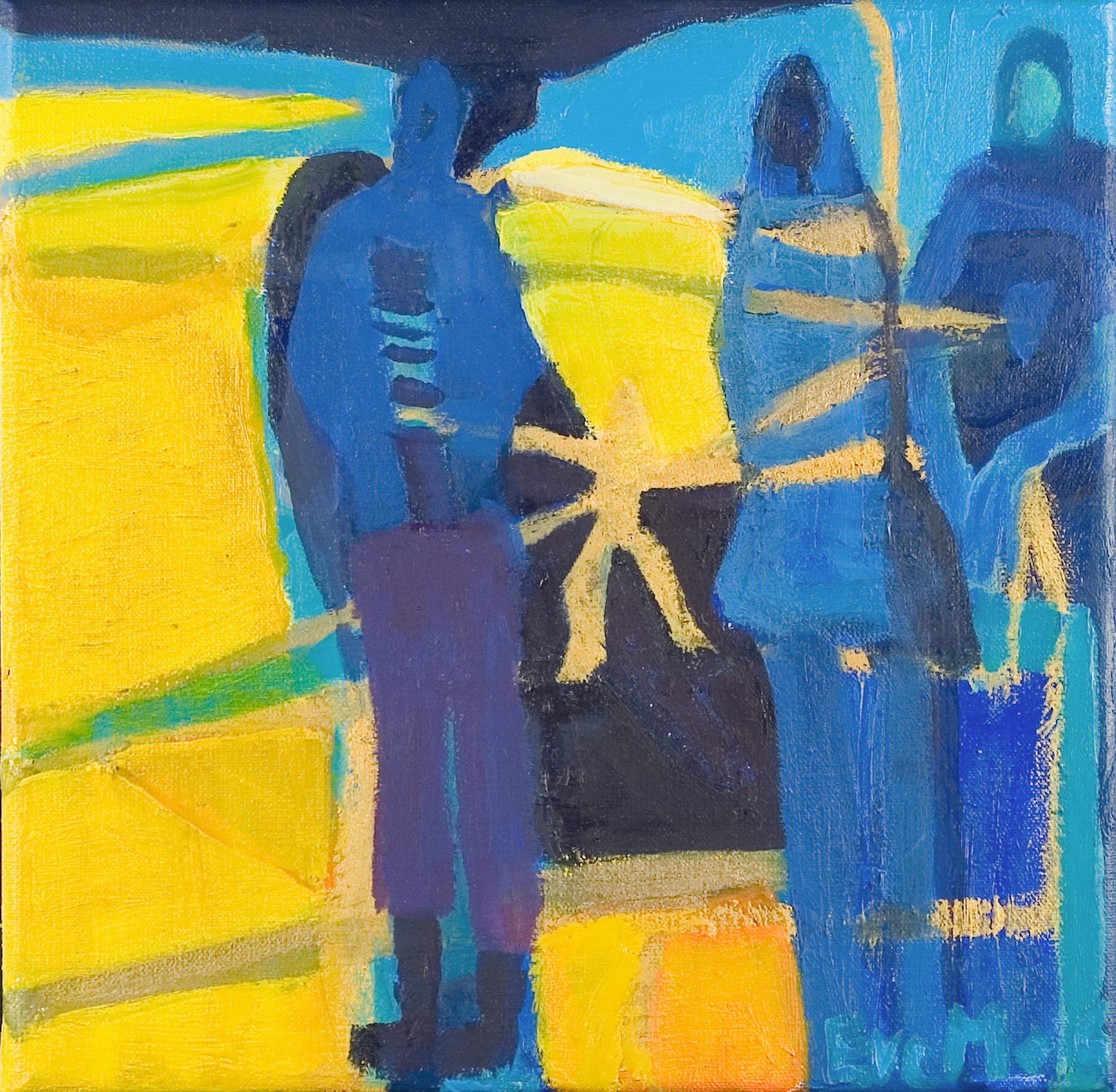 L'ombre jaune