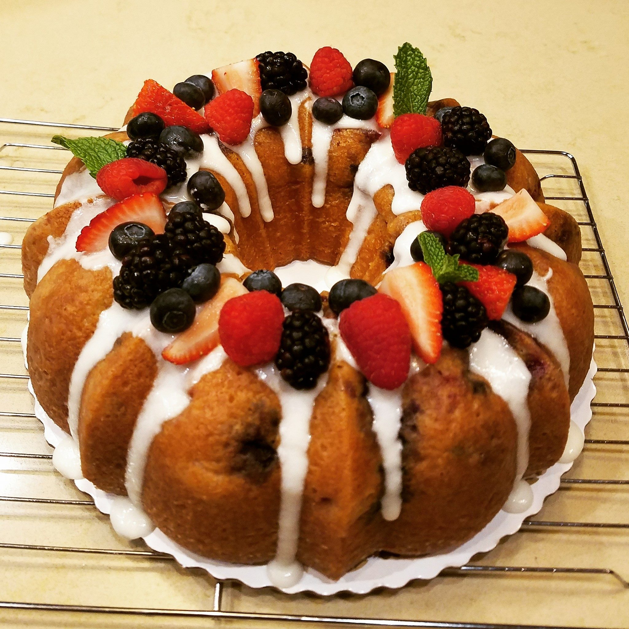 Very Berry Bundt Cake1