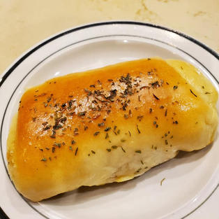 Chicken and Cheese bun