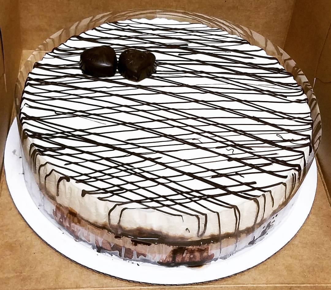 Tuxedo Cheese Cake1