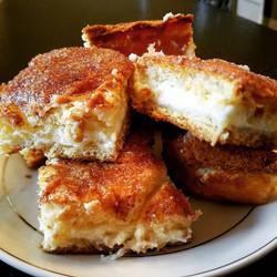 Soppapila Cheesecake Bars