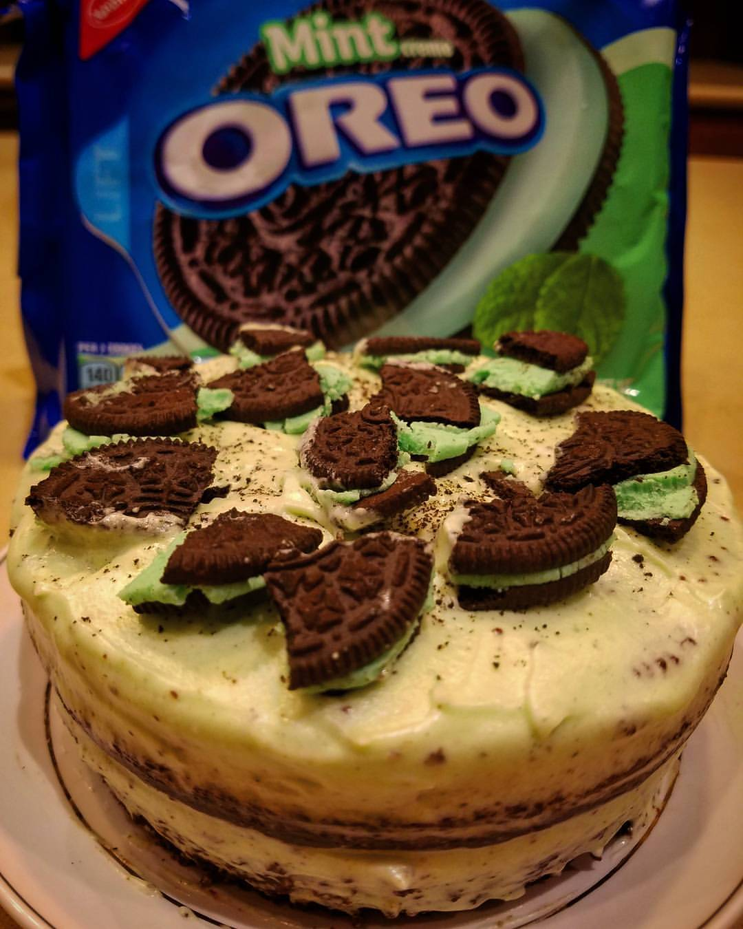 Mini Oreo cheese cake1