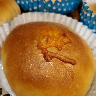 Cream cheese bun