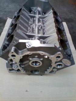 Chevrolet SB Race Engine v8