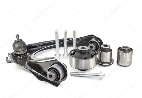 control arm and bushes