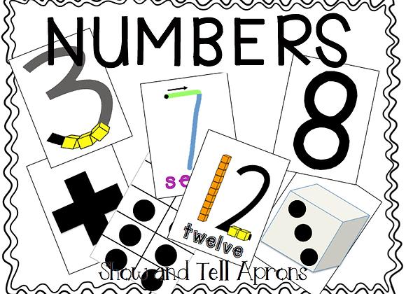 Number Pack
