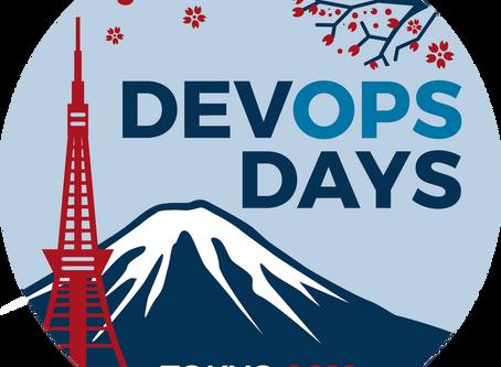 DevOpsDays Tokyo 2019