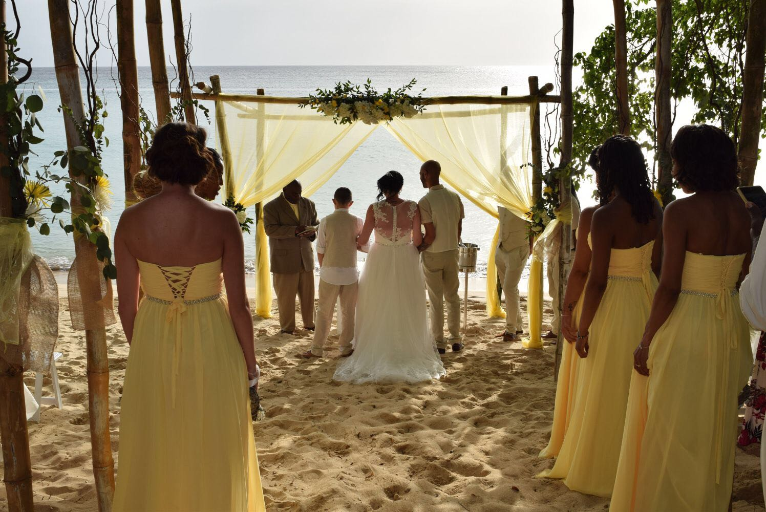Barbados Wedding Rentals
