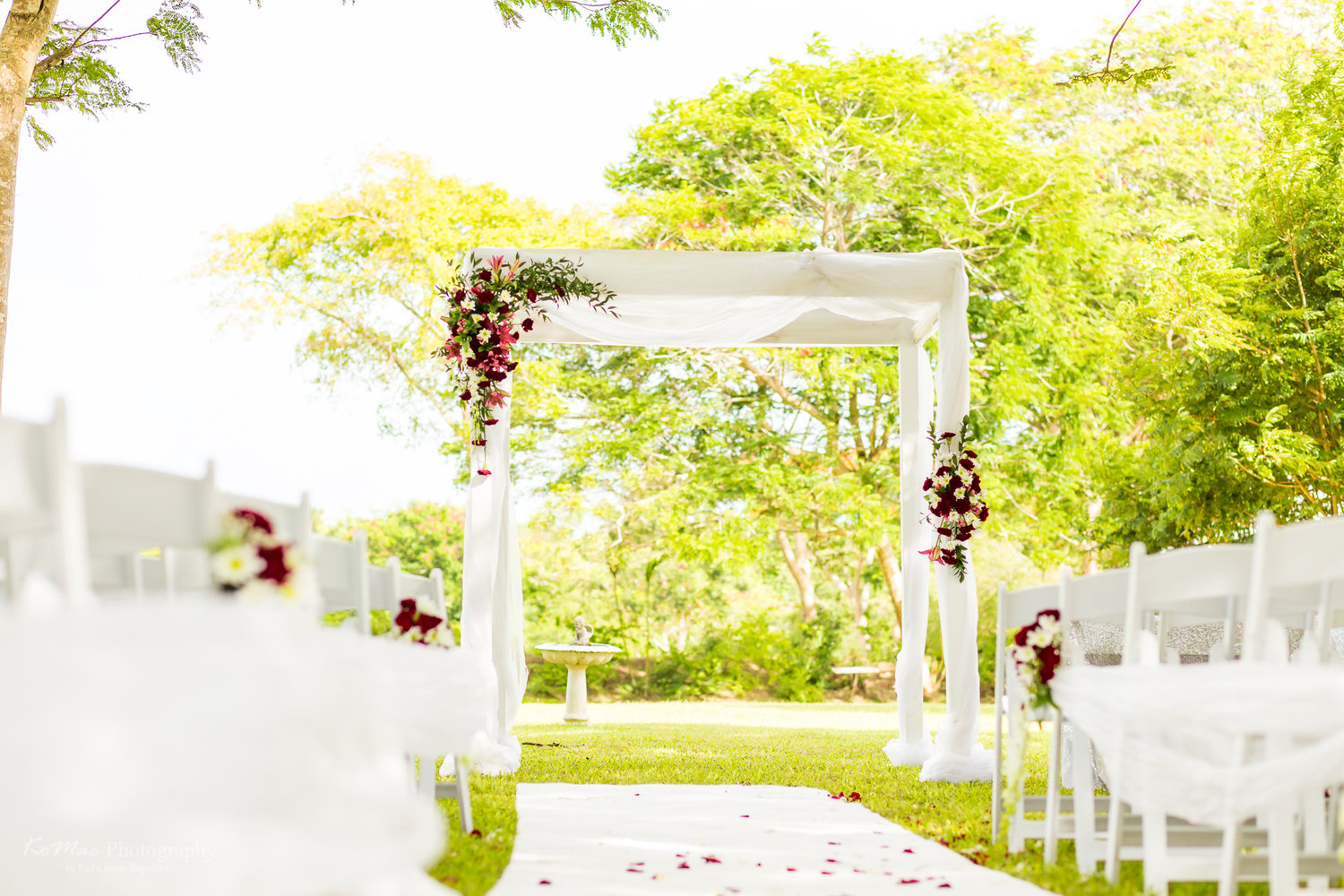 Barbados Wedding Planner
