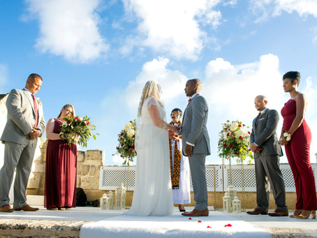How to Deal With All That Stress and Anxiety Around Your Wedding in Barbados