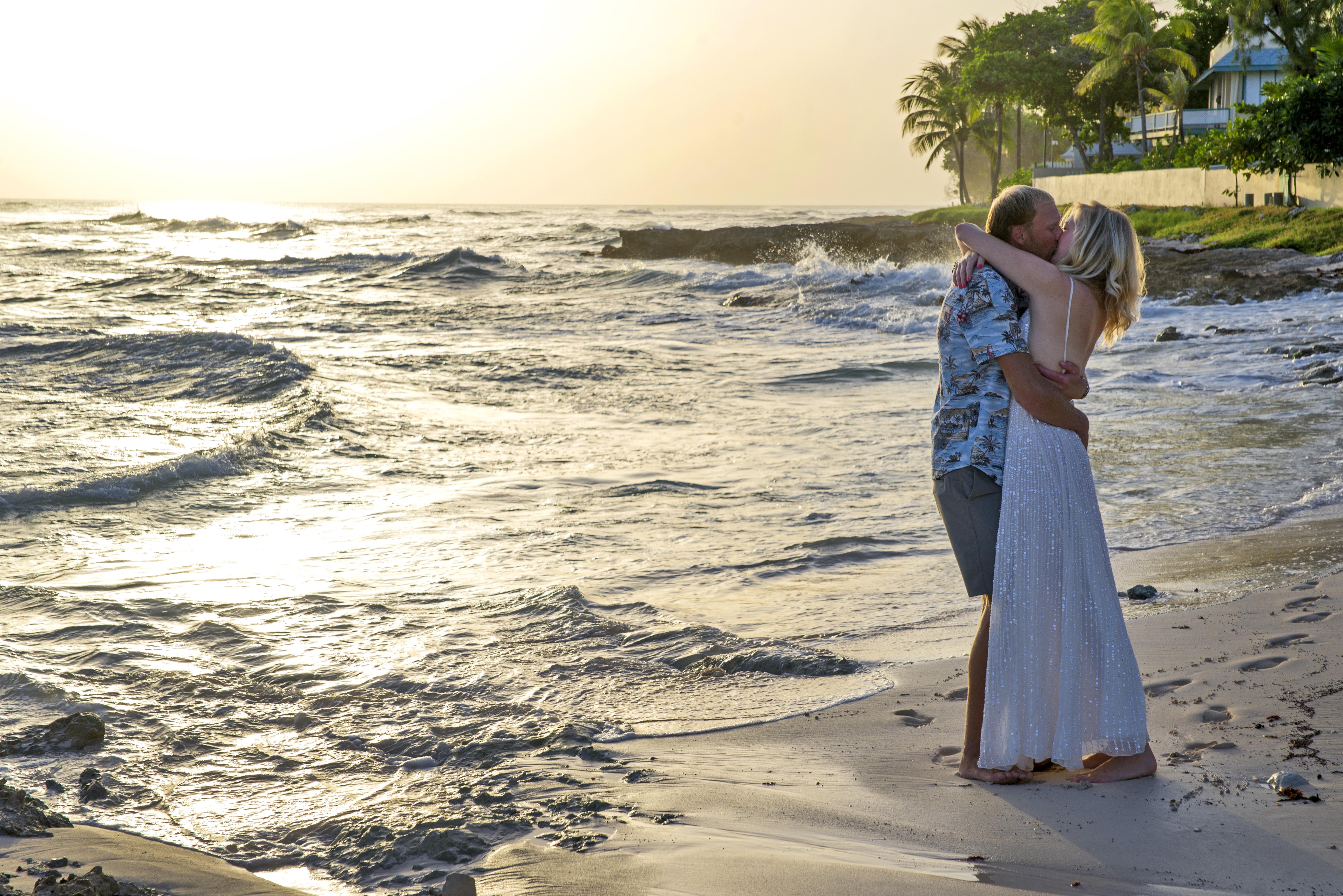 Beach Wedding Barbados
