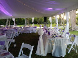 WhiteTop Tent in Barbados