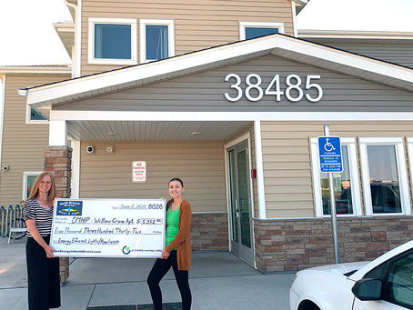 Willow Grove Apartments Receives Rebate