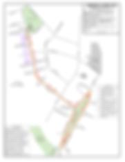 Jamie's Run for Connecticut Children's 5K Route Map
