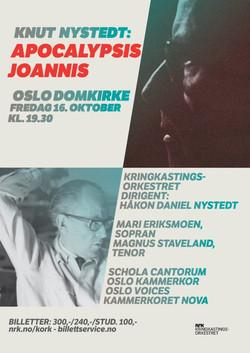 Apocalypsis Joannis av Knut Nystedt
