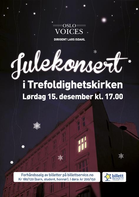 Julekonsertene 2012