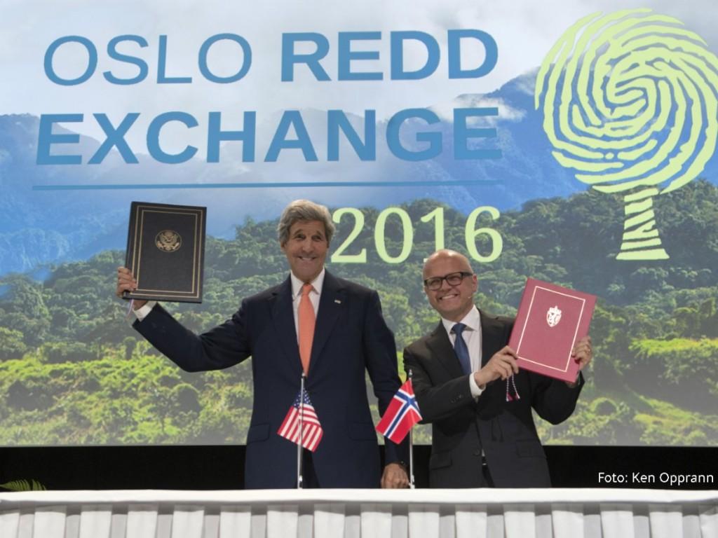 Oslo Redd Exchange (Norad)